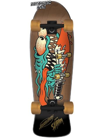 "Santa Cruz Meek Slasher 10.1"" Cruiser complet"