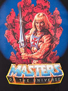 Masters Of The Universe He-Man Tricko