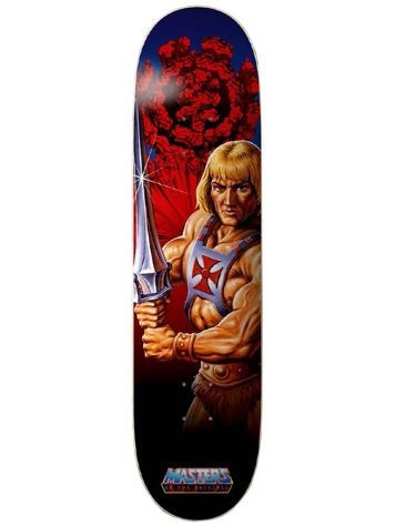 "Element Masters of the Universe He-Man 8.25"" Skatebo"