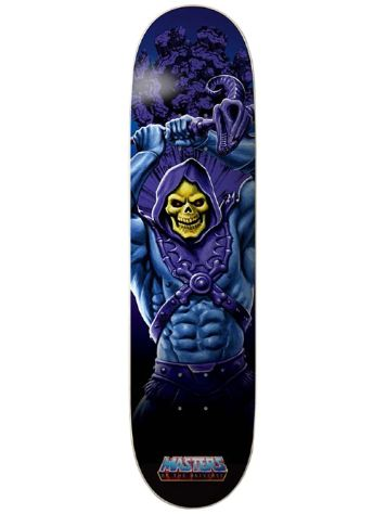 "Element Masters of the Universe Skeletor 8.5"" Skateb"