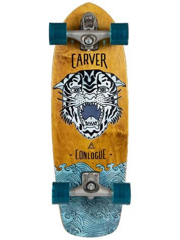"Carver Skateboards Conlogue Sea Tiger C7 29.5"" Surfskate"