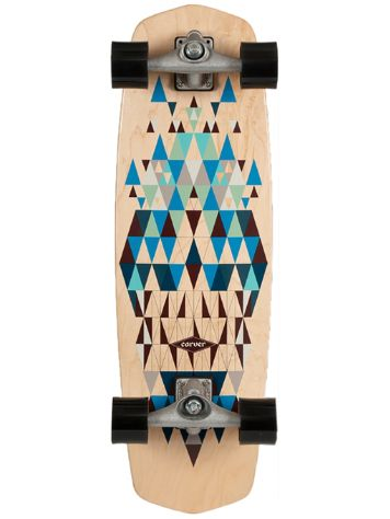 "Carver Skateboards Prisma CX 30.5"" Surfskate"