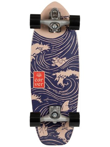 "Carver Skateboards Snapper C7 28"" Surfskate"