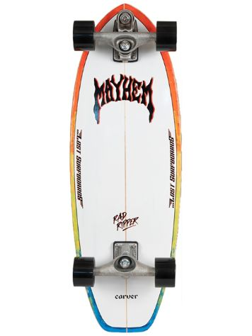 "Carver Skateboards X Lost Rad Ripper C7 31"" Surfskate"
