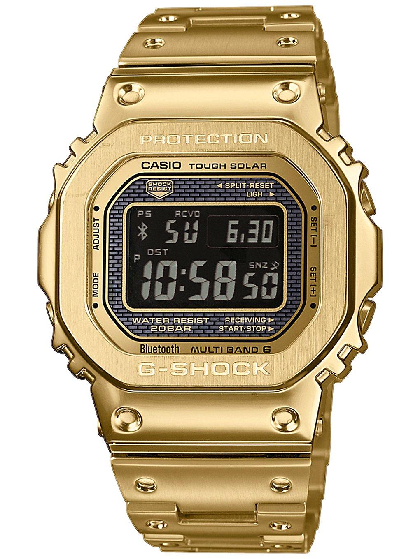 G-SHOCK GMW-B5000GD-9ER jaune