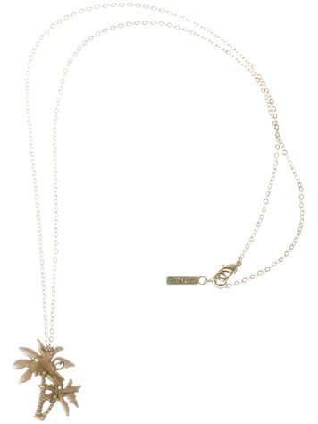 Epic Palmtree Necklace
