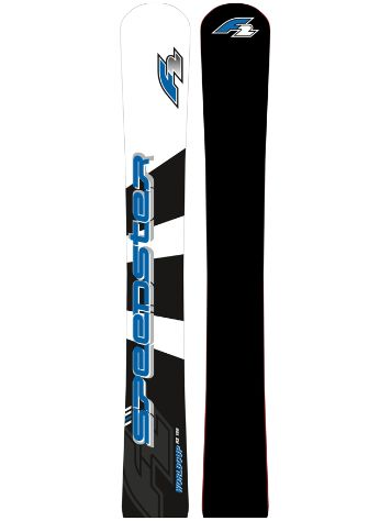 F2 Speedster WC RS 185 Alpine Snowboard 2020