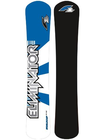F2 Eliminator WC TX Carbon/Kevlar 153 2020 Alpin Snowboard