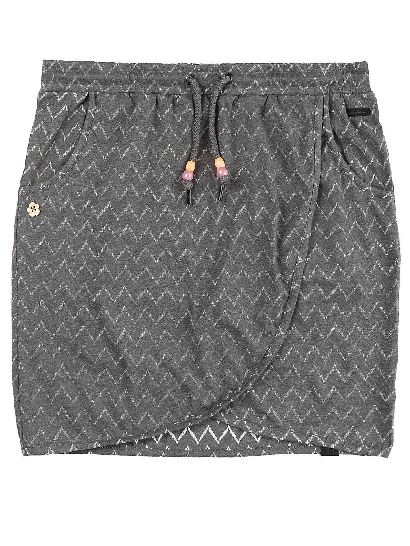 ragwear Naila Skirt black