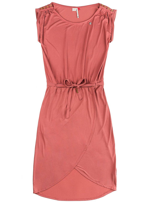 ragwear Ethany Dress terracotta