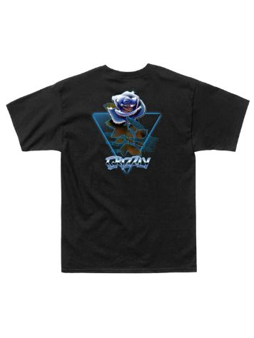 Grizzly Chrome Rose T-Shirt