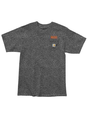 Grizzly Stamp Work Pocket T-Shirt