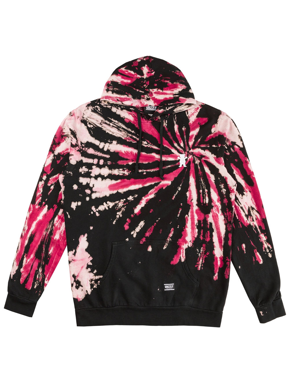 Embroidered Fruit Punch Hoodie