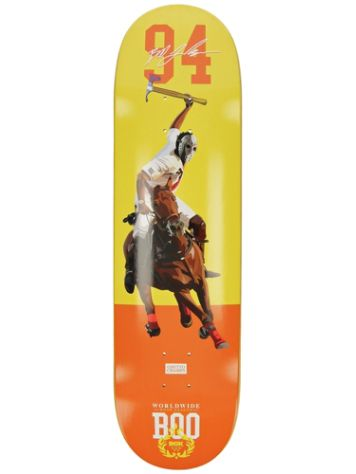 "DGK Boo J Hood League 8.38"" Skateboard Deck"