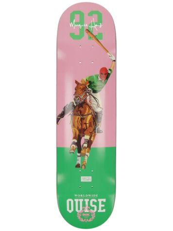 "DGK M Henry Hood League 8.0"" Skateboard Deck"