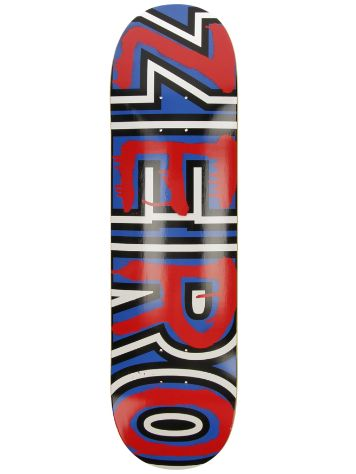 "Zero Dane B Tagged Bold 8.375"" Skateboard Deck"