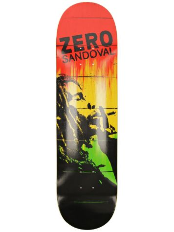 "Zero Sandoval Burning 8.25"" Skateboard Deck"