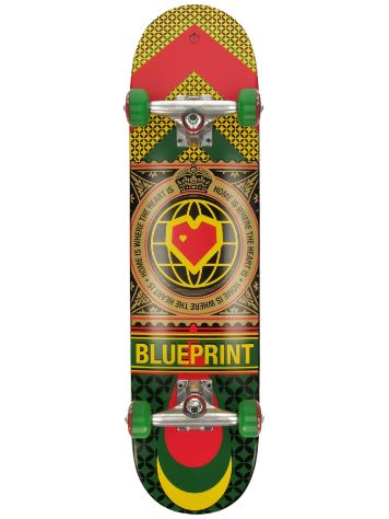 "Blueprint Home Heart 7.62"" Complete"