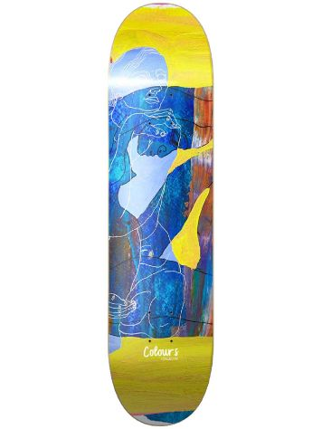 "Colours International Union 8.1"" Skateboard Deck"