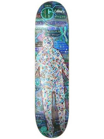 "Colours Yamada Cell Study 8.0"" Skateboard Deck"