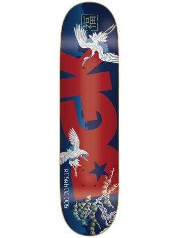 "DGK Dynasty Boo Johnson 8.25"" Skateboard Deck"