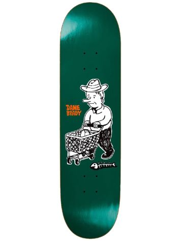 "Polar Skate Dane Shopping Spree 8.25"" Skateboard Deck"