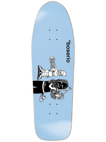 "Polar Skate Nick B Knock Knock 7.875"" Skateboard Deck"