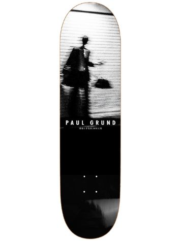 "Polar Skate P Grund Man In Rain 8.0"" Skateboard Deck"