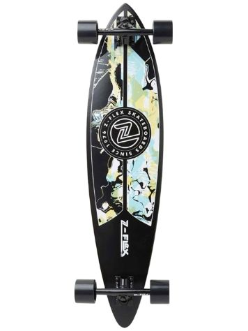 "Z-Flex Manic Pintail 38"" Completo"