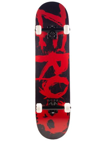 "Zero Blood Premium Black Red 7.75"" Complete"