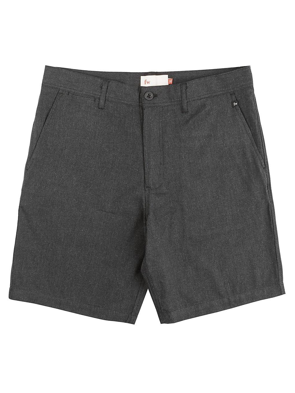 Free World Walker Shorts heather black