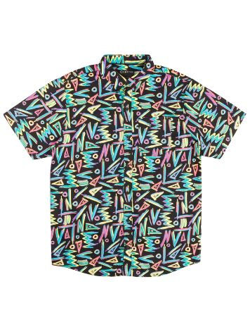 Empyre Shaped Geo Camisa
