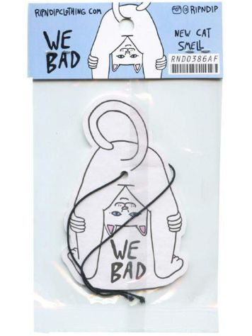 RIPNDIP We Bad Cat Air Freshener