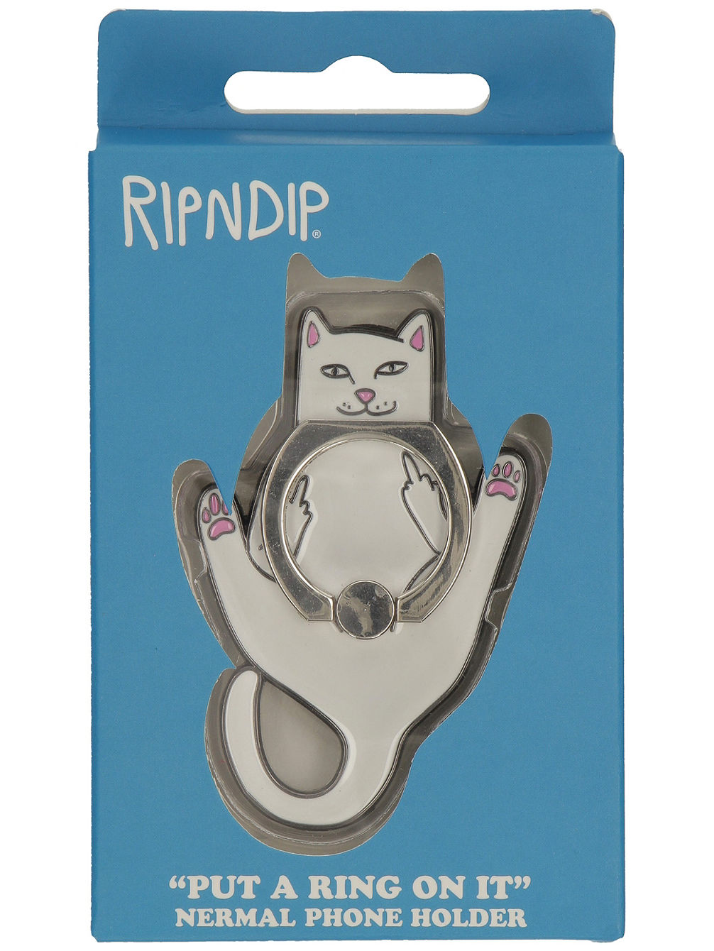 Lord Nermal Phone D-Ring