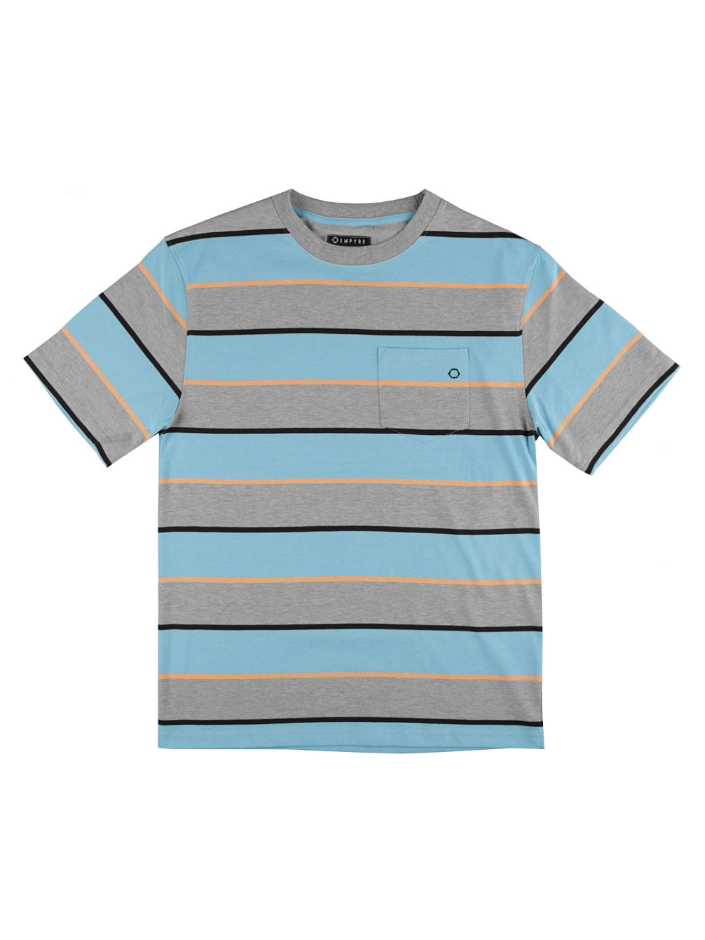 Poindexter Pocket Stripe T-Shirt