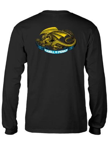 Powell Peralta Oval Dragon Long Sleeve T-Shirt