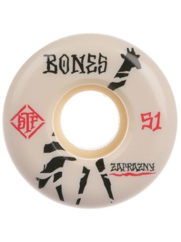 Bones Wheels STF Zaprazny 103A V2 Locks 51mm Koleščki