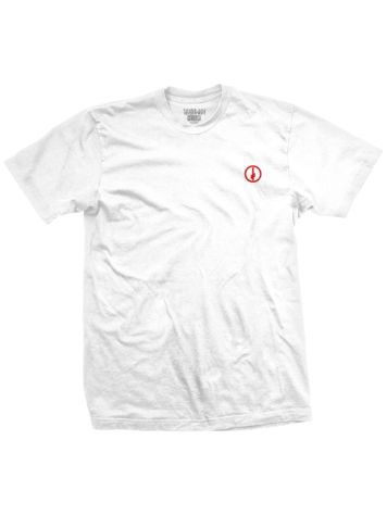 Deathwish Gang Logo Circle T-Shirt
