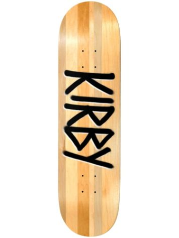"Deathwish K Gang Name Split 8.25"" Skateboard Deck"