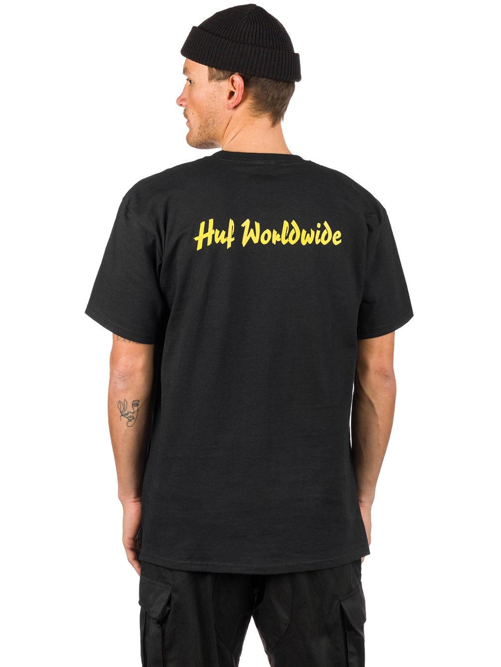 Achat Huf Pulp Era T-shirt En Ligne
