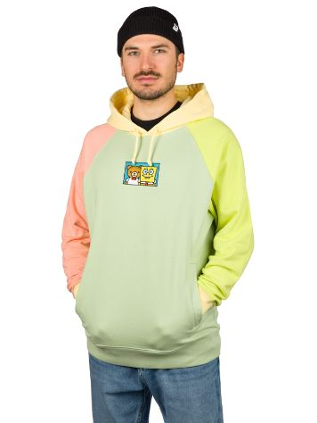 Teddy Fresh X Spongebob Color Block Felpa con Cappuccio