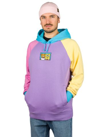 Teddy Fresh X Spongebob Color Block Hoodie