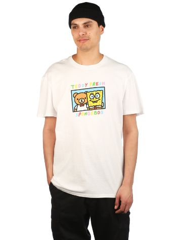 Teddy Fresh X Spongebob Friends T-shirt