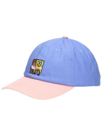 Teddy Fresh X Spongebob Color Block Kasket