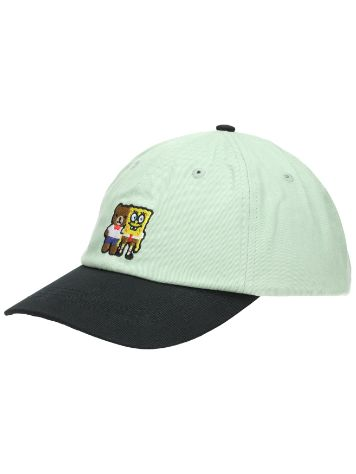 Teddy Fresh X Spongebob Color Block Cappello