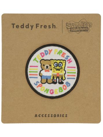 Teddy Fresh X Spongebob Friends Patch