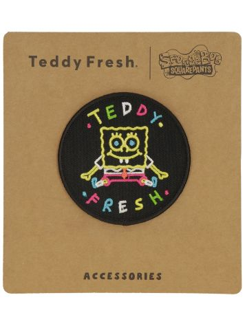 Teddy Fresh X Spongebob Classic Patch