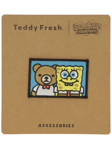 Teddy Fresh X Spongebob Patch