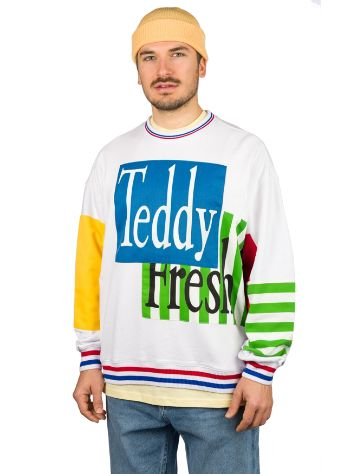 Teddy Fresh Box Crewneck Sweater