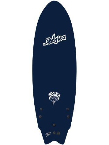 Catch Surf Odysea X Mayhem Round Nose Fish 5'5 Planche de Surf